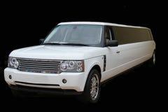 大型高级轿车 免版税库存图片