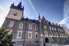 大城堡 库存图片