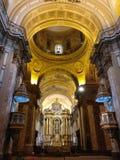 大城市大教堂布宜诺斯艾利斯 免版税库存照片