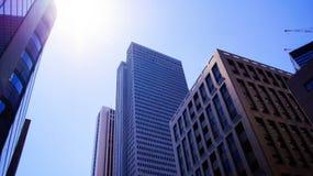 大城市 免版税库存图片