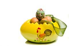 大复活节egg6 免版税库存图片