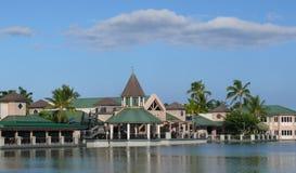 大夏威夷海岛购物村庄waikoloa 免版税库存图片