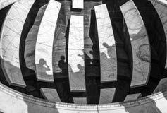 大太阳手表在斋浦尔,印度 免版税库存照片