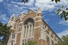 大学华盛顿 图库摄影