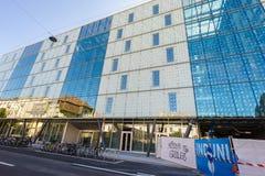大学卡尔福格特在日内瓦,瑞士 库存图片