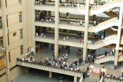大学在开罗在埃及在非洲 库存照片