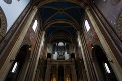 大学教会圣路易在慕尼黑 免版税图库摄影