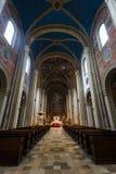 大学教会圣路易在慕尼黑 库存照片