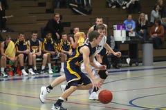 大学运动代表队高中篮球 库存图片