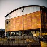 大学阿姆斯特丹体育中心 免版税库存照片