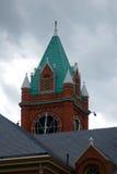 大学霍尔在蒙大拿自1898以来 免版税库存照片
