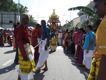大宝森节槟榔岛马来西亚 库存图片