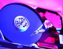 大容量存储器 图库摄影