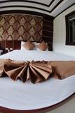 大小的河床旅馆国王豪华空间 图库摄影