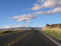 大岛高速公路的看法 免版税库存照片