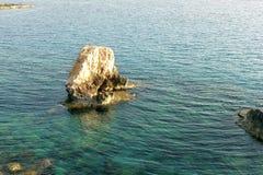 大岩石海运 免版税图库摄影