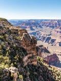 大峡谷亚利桑那视图 库存照片