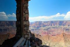 大峡谷反射 免版税图库摄影