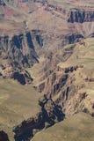 大峡谷和科罗拉多河美好的风景  图库摄影