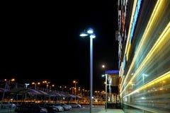大峡谷商城的照明 免版税图库摄影