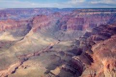 大峡谷国家公园在美国 库存图片