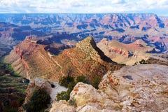 大峡谷国家公园,亚利桑那美好的风景  库存图片