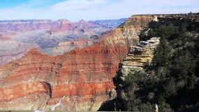 大峡谷国家公园,亚利桑那 免版税库存图片