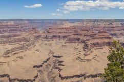 大峡谷国家公园-亲吻 免版税库存图片