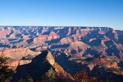 大峡谷国家公园 库存图片