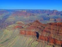 大峡谷在亚利桑那 库存图片