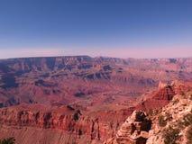 大峡谷在亚利桑那 免版税库存图片