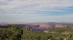 大峡谷在亚利桑那 免版税图库摄影