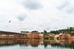 大峡谷在清迈,泰国 免版税图库摄影