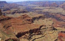 大峡谷岩石  免版税库存照片