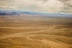大峡谷峭壁外缘 免版税库存图片