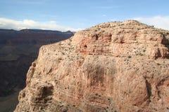 大峡谷横向 库存图片