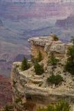 大峡谷的美丽的景色 免版税库存图片