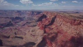 大峡谷自然英尺长度在亚利桑那美国 影视素材