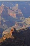 大峡谷颜色 库存照片