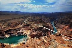 大峡谷,亚利桑那, AZ,美国:大峡谷Nati的一幅全景 库存照片