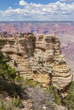 大峡谷,亚利桑那, USA-AUGUST 9,2014 :人们享受图o 免版税库存照片