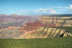 大峡谷 库存图片