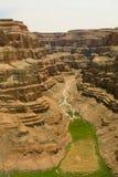 大峡谷 免版税库存照片