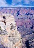 大峡谷 免版税图库摄影