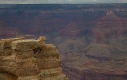 大峡谷 免版税库存图片