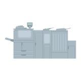 大影印机 免版税库存图片