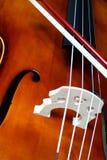 大提琴你好 免版税库存图片