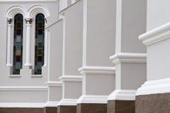 大教堂专栏 库存照片