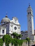 大教堂东正教威尼斯 免版税库存照片