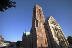大教堂丹麦 库存图片